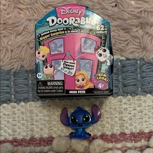 Stitch Disney doorable